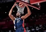 Hasil Basket Olimpiade: Prancis Menantang Slovenia di Semifinal