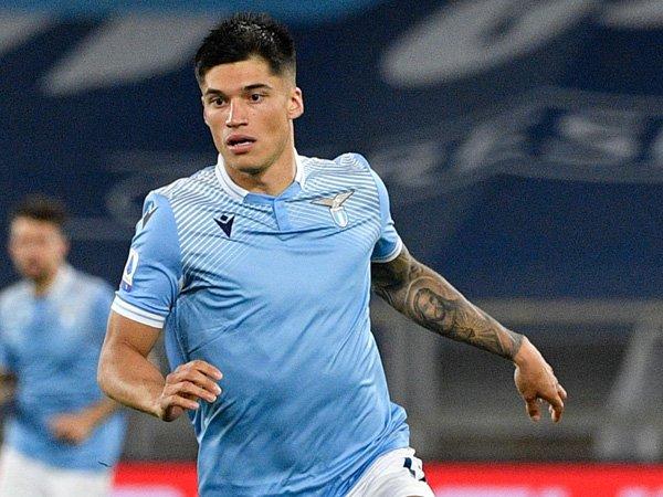 Penyerang Lazio, Joaquin Correa.