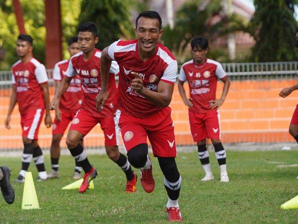Kapten tim Persiraja Banda Aceh, Mukhlis Nakata