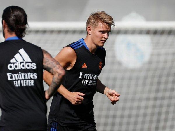 Real Madrid bersedia menjual Martin Odegaard ke Arsenal