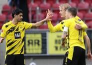 Terpukau Ditaksir AC Milan, Julian Brandt Redam Isu Tinggalkan Dortmund