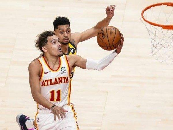 Atlanta Hawks berikan kontrak maksimal kepada Trae Young.