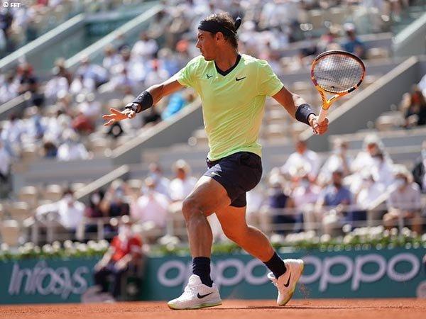 Rafael Nadal ungkap cara hadapi kesehatan mentalnya