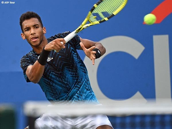 Felix Auger Aliassime jejakkan kaki di babak ketiga Washington Open 2021