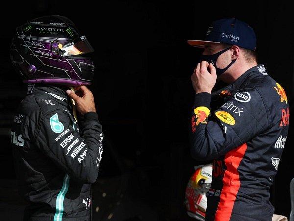 Sebastian Vettel lebih jagokan Max Verstappen untuk menangi kejuaraan F1 tahun ini.