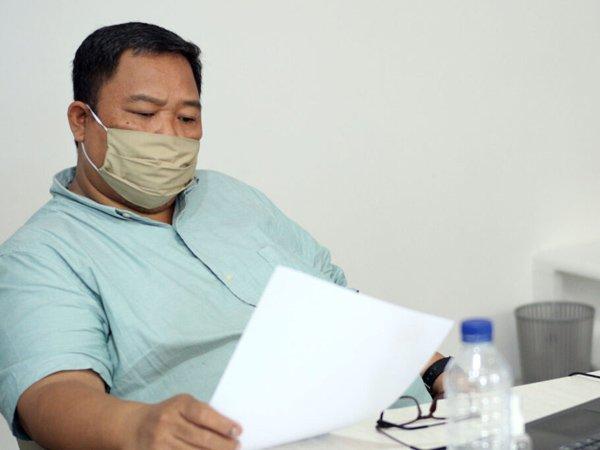 GM PSIS Semarang, Wahyoe Liluk Winarto berharap Liga 1 dapat bergulir sesuai rencana