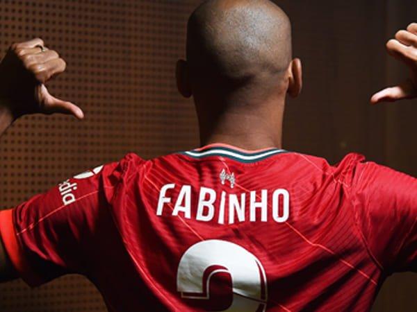 Liverpool Beri Fabinho Kontrak Baru Berdurasi Lima Tahun
