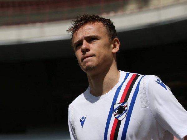 Massimo Ferrero tawarkan Mikkel Damsgaard pada AS Roma