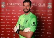 Alisson Becker Setujui Perpanjangan Kontrak Di Liverpool FC