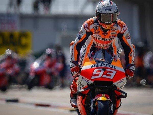 Marc Marquez, MotoGP Jerman
