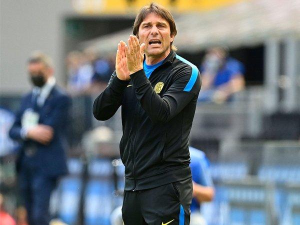 Eks pelatih Inter Milan, Antonio Conte.