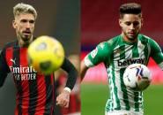 Milan Sempat Bahas Barter Castillejo dan Moreno Sebelum Rekrut Ballo-Toure