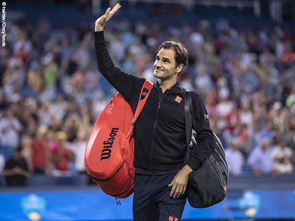 Roger Federer batal tampil di Toronto dan Cincinnati musim 2021