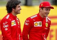 Bos Ferrari Sebut Leclerc-Sainz sebagai Kombinasi Pebalap Terbaik F1 2021