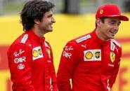 Ferrari Puas Dengan Kinerja Charles Leclerc dan Carlos Sainz Jr