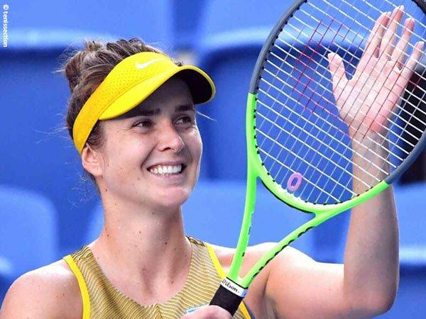 Usai Olimpiade Tokyo, Elina Svitolina tetap optimis menuju US Open 2021