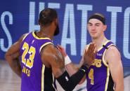 Alex Caruso Mengaku Bakal Rindukan LeBron James