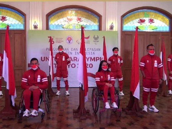 Atlet Indonesia siap berlaga di Paralimpiade Tokyo 2020