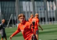 Detail Transfer Ke Frankfurt Terkuak, Ada Peluang Hauge Balik Ke AC Milan