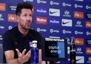 Diego Simeone Ingin Atletico Madrid Lebih Kompetitif Jelang vs Celta Vigo