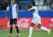 Vinicius Junior Langsung Rasakan Dampak Kehadiran Ancelotti