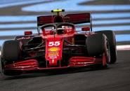 Carlos Sainz Sadar Belum Tampil Konsisten Bersama Ferrari