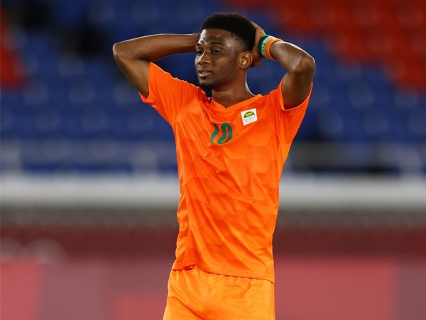 Winger muda Manchester United, Amad Diallo.