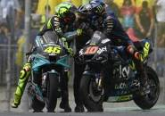 Gara-Gara Sang Kakak, Luca Marini Urung Ganti Motornya di MotoGP Austria