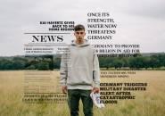 Kai Havertz Pakai Sepatu Spesial vs Arsenal untuk Galang Dana Banjir Jerman
