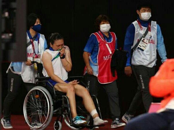 Zhang Beiwen Jalani Operasi Achilles Dengan Sukses