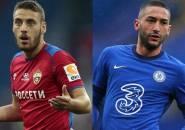 AC Milan Sisakan Vlasic dan Ziyech Sebagai Target Playmaker