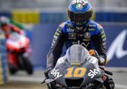 Luca Marini Siap Bekerja Ekstra Keras di GP Inggris