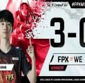 Capai Grand Final Playoff, FPX Tim LPL Pertama Lolos ke Worlds 2021