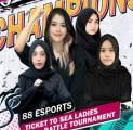 Ungguli AE Dione, 88 Esports Juara Ladies Battle Tournament PMPL ID S4