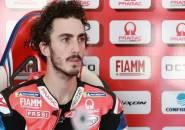 Francesco Bagnaia Lempar Handuk dalam Perebutan Gelar Juara
