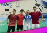 Tak Sendiri, Victor Axelsen Bawa Lima Atlet Bulutangkis ke Dubai