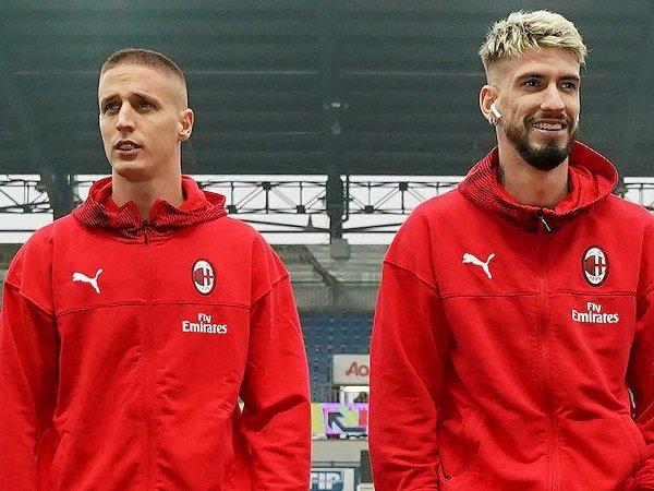 Duo Milan Conti dan Castillejo