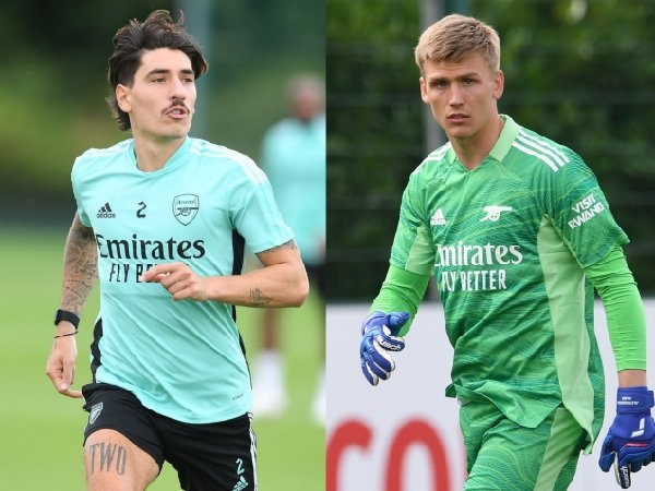 Arsenal meminjamkan Hector Bellerin dan Runar Alex Runarsson