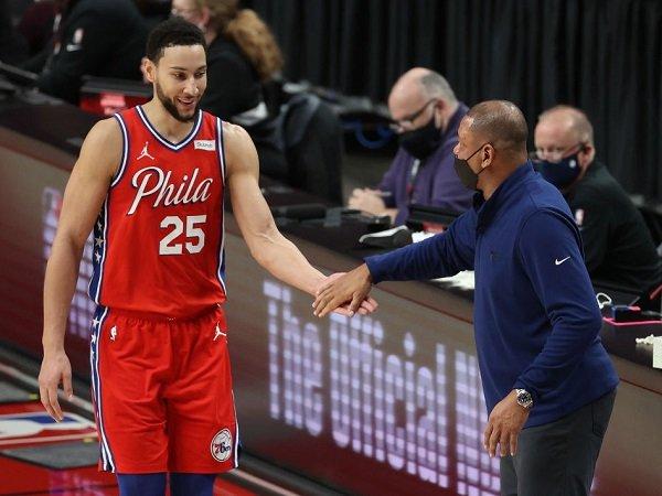 Ben Simmons sudah tidak ingin perkuat Philadelphia 76ers lagi.