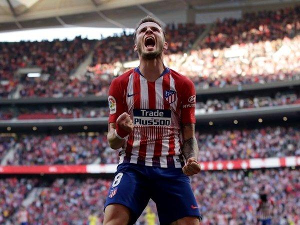 Chelsea pinjam Saul Niguez dari Atletico Madrid pada hari terakhir (Sumber: Football London)