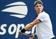Hasil US Open: Denis Shapovalov Bantai Federico Delbonis