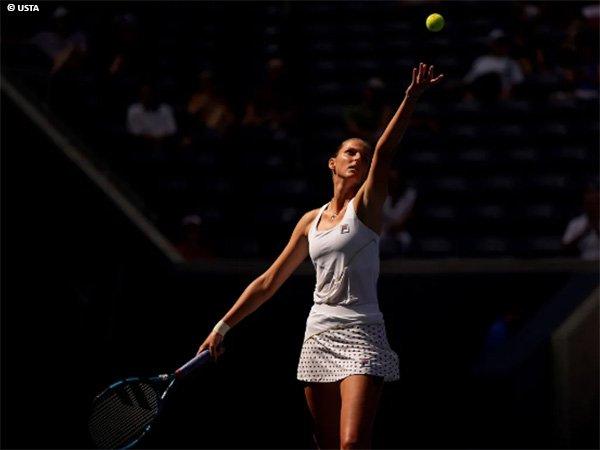 Karolina Pliskova dan Maria Sakkari meluncur dengan mulus di US Open 2021
