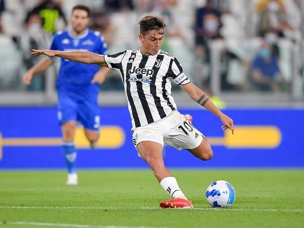 Paulo Dybala masih negosiasikan kontrak baru dengan Juventus.