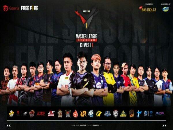 Klasemen Predator FFML Season 4 W2: Dewa United Esports Dominasi Divisi 2