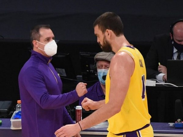 Marc Gasol bakal meninggalkan Los Angeles Lakers. (Images: Getty)
