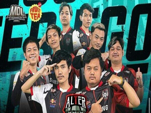 Lalui Game Terlama MDL ID Season 4, Alter Ego X Bungkam RRQ Sena