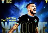 Lazio Resmi Datangkan Mattia Zaccagni Dari Hellas Verona