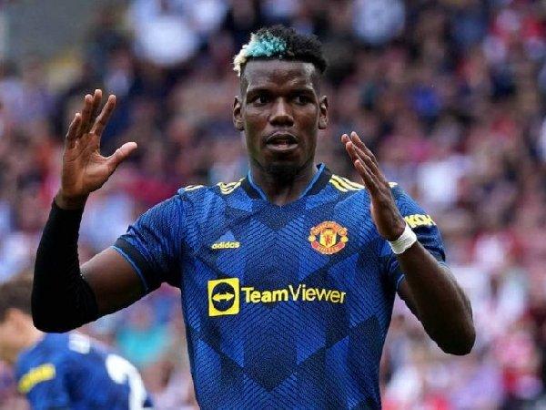 Paul Pogba mengaku sangat bahagia di Manchester United