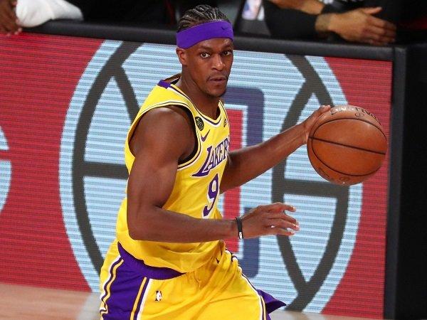 Rajon Rondo optimistis bisa bersinar bersama L.A Lakers lagi.