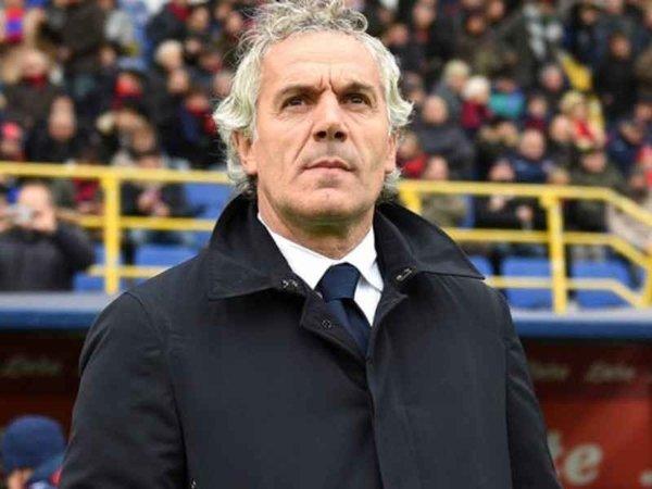 Roberto Donadoni meyakini bahwa AC Milan menjadi salah satu tim kandidat kuat pemenang Scudetto di musim 2021/22 / via Getty Images